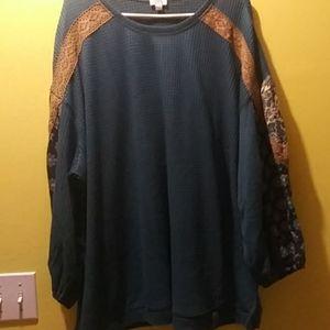 Avenue blouse